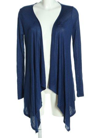 Pimkie Strickjacke blau Casual-Look