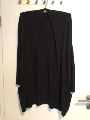 Pimkie Strickjacke cardigan schwarz M
