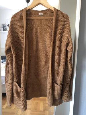 collection pimkie Gilet tricoté marron clair