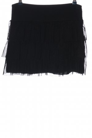 Pimkie Broomstick Skirt black casual look