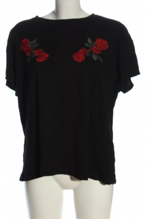 Pimkie T-Shirt Allover-Druck Casual-Look