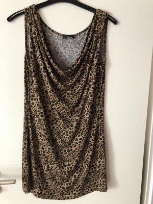 Pimkie Long Blouse black-bronze-colored