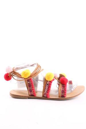 Pimkie Sandalo toe-post motivo grafico stile casual