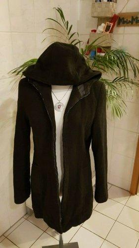 Pimkie Hooded Coat black