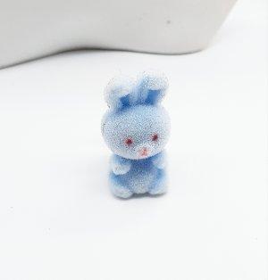 Bottone azzurro