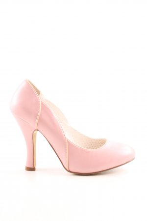 Pin Up Couture High Heels pink Elegant