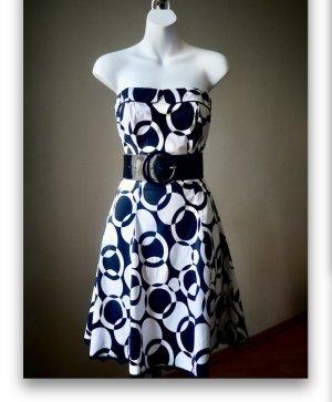 ♡ Pin Up Style: Supersüßes Kleid im Retro-Look mit Gürtel von AMISU, NP 39,99€ ♡