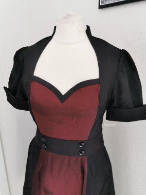 Pin-Up Vintage 50er Kleid Rockabilly Tanzkleid Rock´n Roll