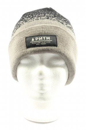 PINETIME Beanie natural white-black casual look