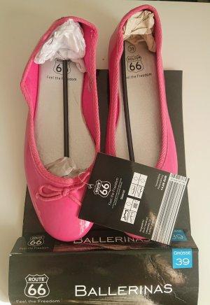 Pink Ballerinas /Neu!!! / Gr .39/ NP 14,98€/ Sommer