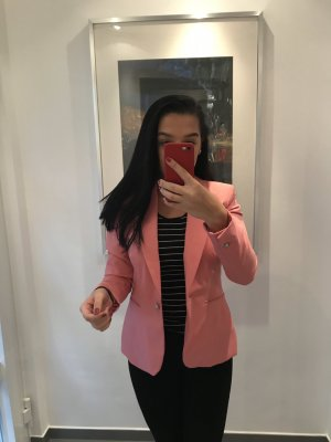 Pink Blazer zara