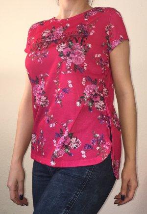Pink/blumiges Janina Shirt