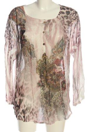 Pink Cherry Langarm-Bluse
