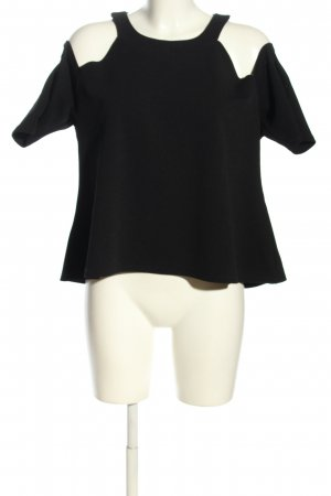PINK CLOVE Cut Out Top black casual look