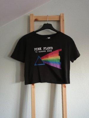 Pink Floyd Cropped Shirt