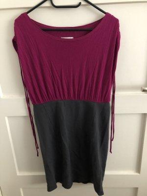 Pink-graues Bench Kleid Gr. M