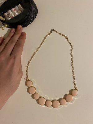 Pink Halskette