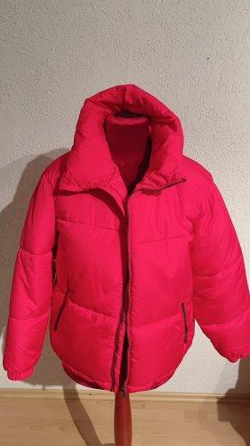 Pink oversized Jacke, Clockhouse, 40