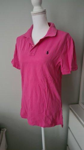 Pink Rosa Poloshirt Polo Ralph Lauren XL 40
