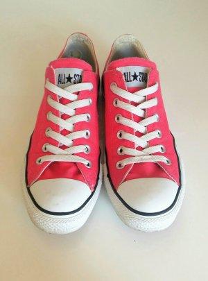 pink/rote Sneaker von Converse