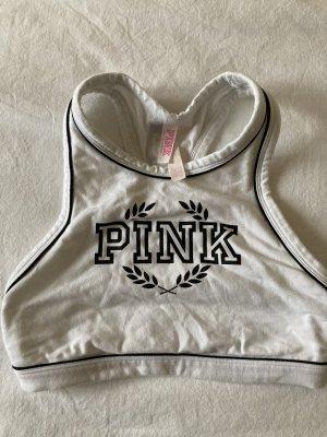 Pink sport bh