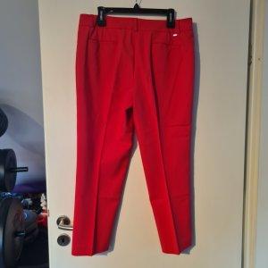 Tommy Hilfiger Pantalon 7/8 rouge framboise