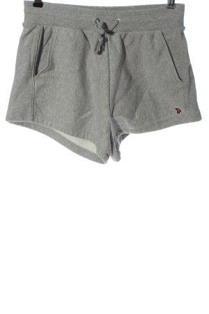Pink Victoria's Secret Pantaloncino sport grigio chiaro puntinato stile casual
