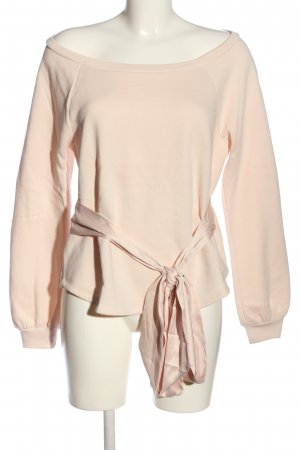 Pink Victoria's Secret Sweatshirt creme Casual-Look
