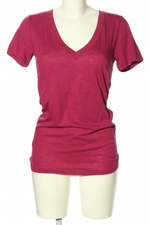 Pink Victoria's Secret T-Shirt rot Casual-Look