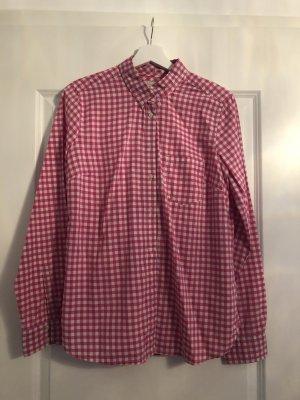 Pink-weiße Bluse von GAP, Gr. M- neuwertig