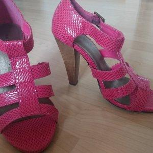 Pink wife fit High heel sandaletten