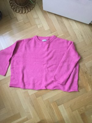 Pink Zara Pullover