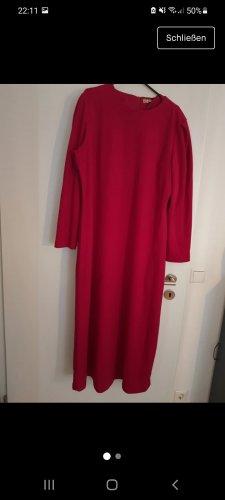Pinke Abendkleid