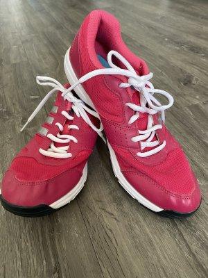 Pinke Adidas Turnschuhe