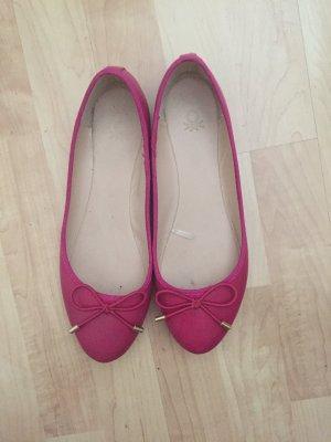 Pinke Ballerinas