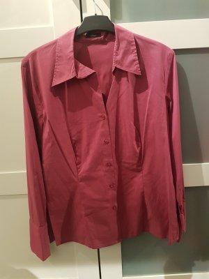 Pinke Bluse Gr. 44 S.Oliver