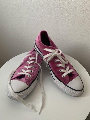 Pinke Converse