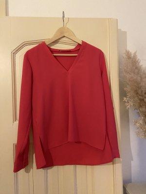 Pinke coole Bluse von ZARA