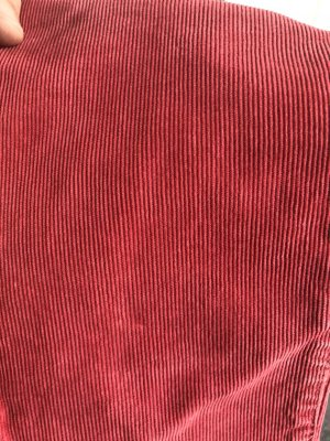 Current/elliott Corduroy Trousers raspberry-red