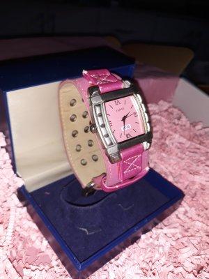 Juwelier Analoog horloge veelkleurig