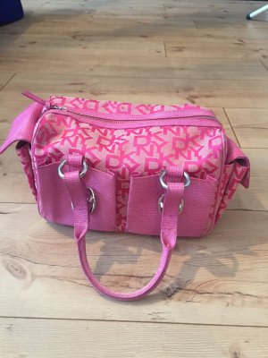 Pinke DKNY Tasche