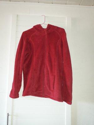 Crivit Fur Jacket magenta