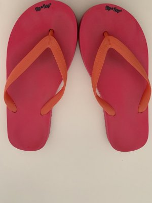 Pinke Flip*Flops Größe 40