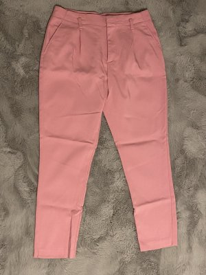Bershka Pantalon en jersey rose