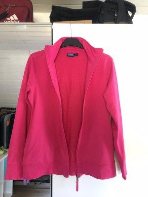 Crivit Giacca-camicia rosa-magenta