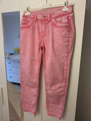 Qiero Jeans vita bassa multicolore
