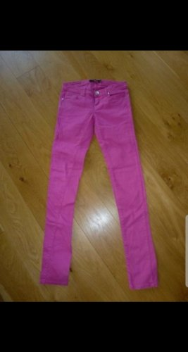 pinke Jeans