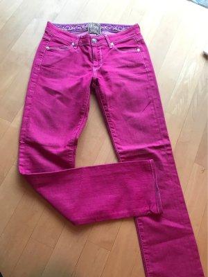 Rich & skinny Jeans slim fit rosa