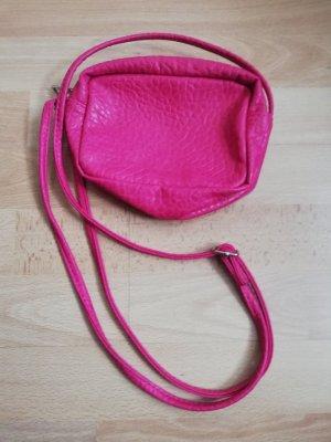 Pinke kleine Tasche