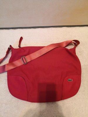 Pinke Lacoste Tasche